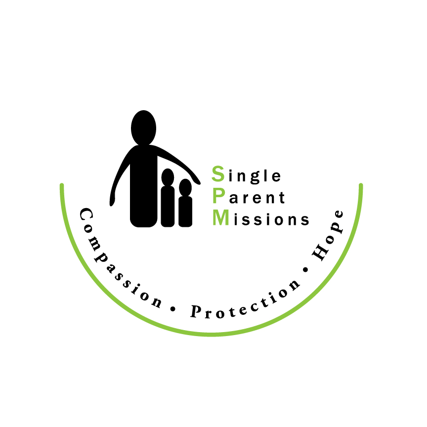 single Parent Missions Logo by rhgraphicsolutions