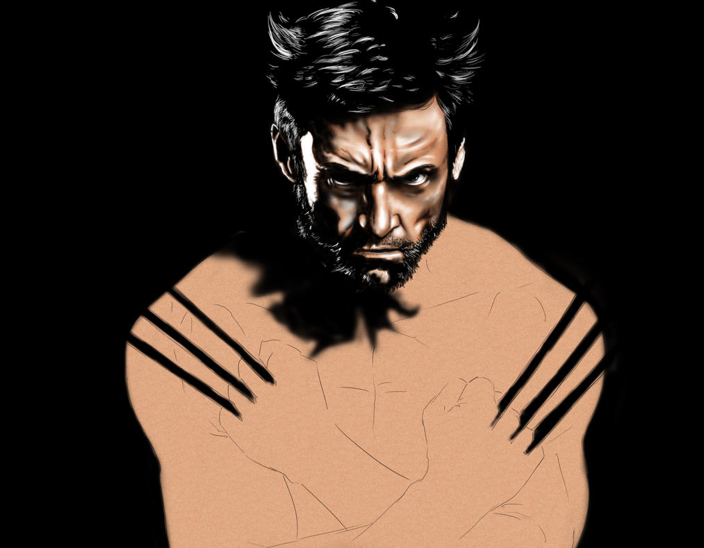 Wolverine...coming soon by PenclGuy