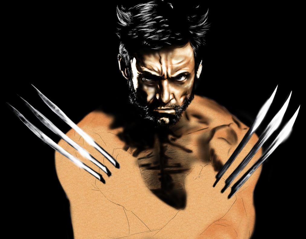 Wolverine (In Progress) by PenclGuy