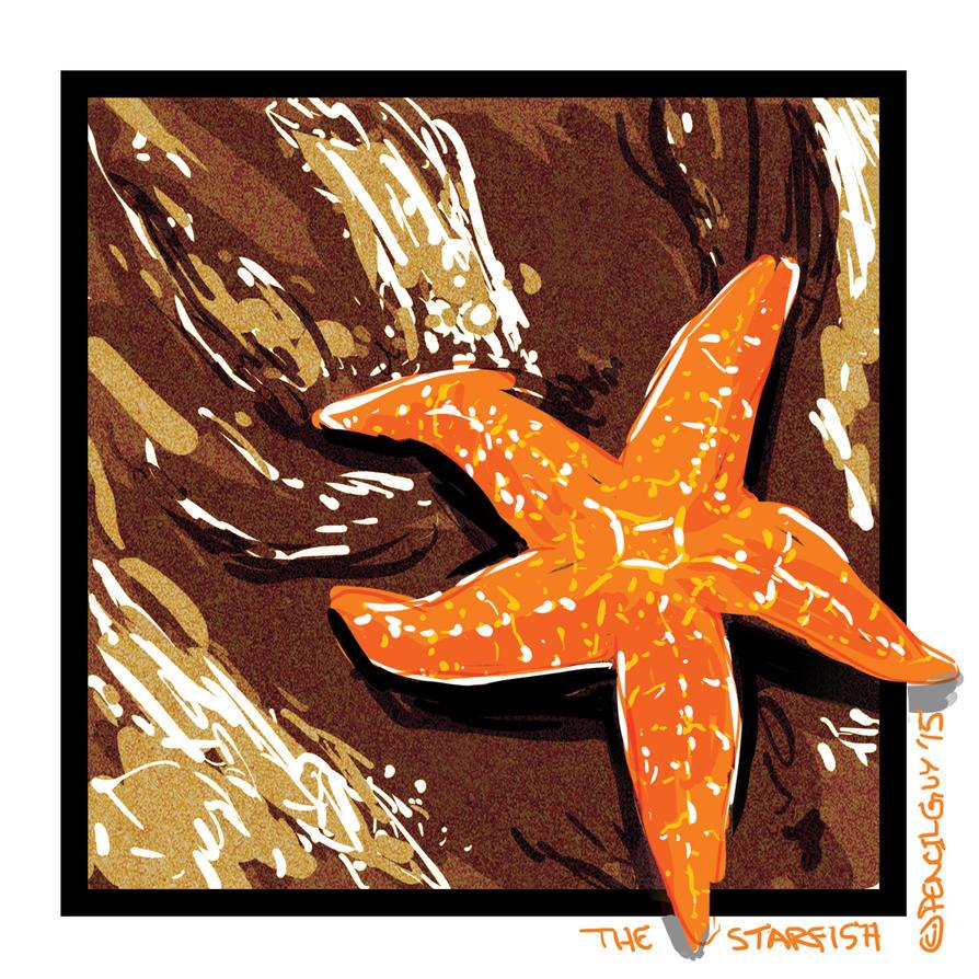 Starfish by PenclGuy
