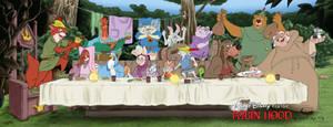 ROBIN HOOD DISNEY Party