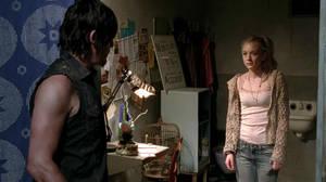 The Walking Dead Season 4 Episode 1, 30 days witho