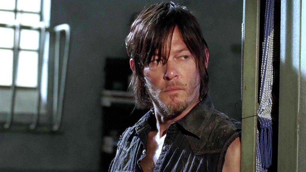 Daryl Dixon  da s  233 rie The Walking Dead  pode ser gay Daryl Dixon Season 4 Dies
