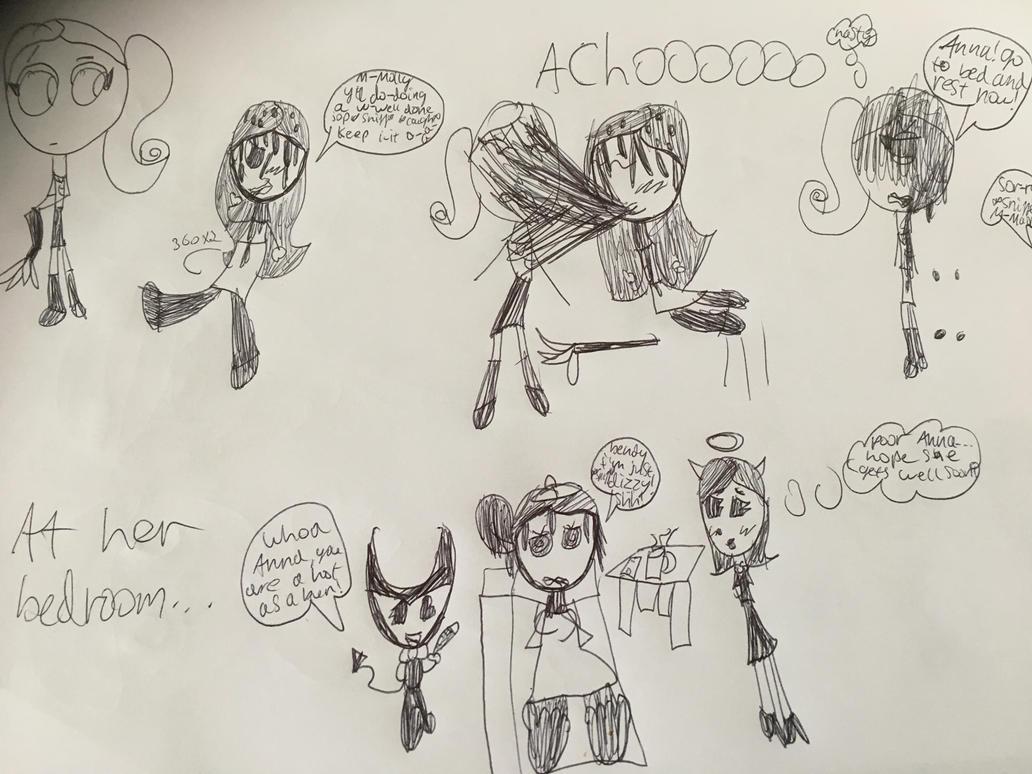 sick ink anna by ponyfancaptian
