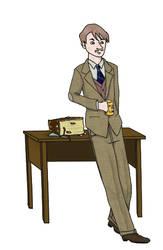 Lupin as GILES by periru3