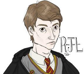 Remus John Lupin by periru3