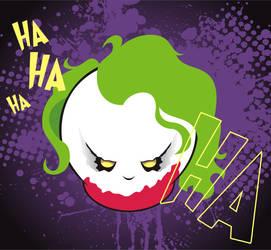 Joker Cutie by brant5studios