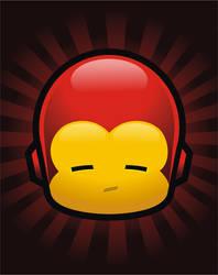 Iron Man Cutie by brant5studios