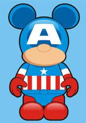 Disney Cap by brant5studios