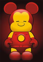 Disney IronMan by brant5studios
