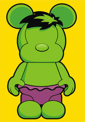 Disney Hulk by brant5studios