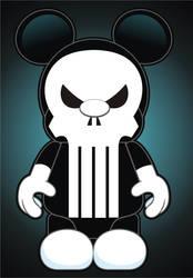 Disney Punisher by brant5studios