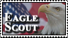 Eagle Scout Stamp by WillFactorMedia
