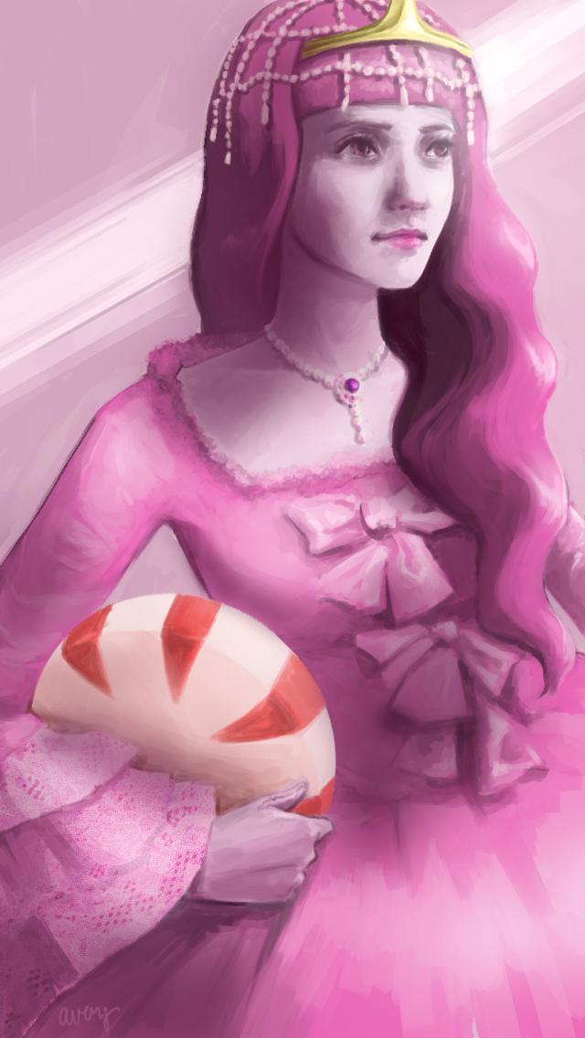 Princess Bubblegum by furafura