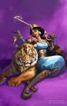 Three Wishes - Jasmine