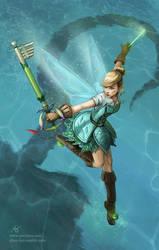 Fairy Harp - Tinkerbell