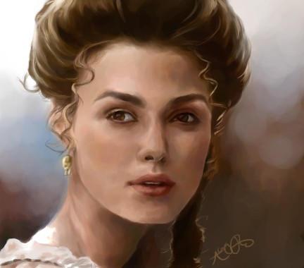 elizabeth swann. by furafura