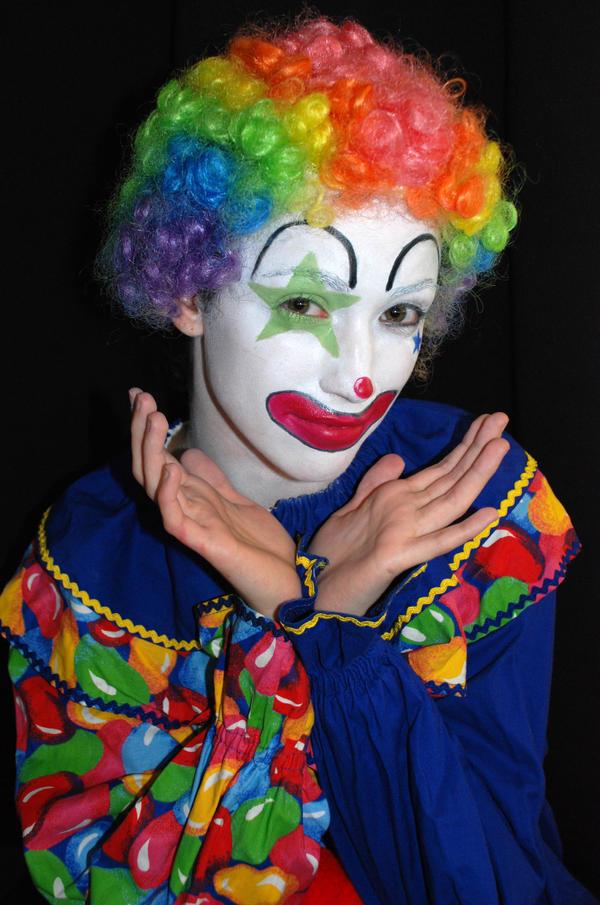 happy clown faces pictures - 600×905