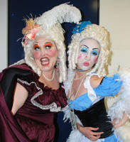 Pantomime - Ugly Sisters by michellica