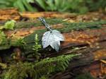 Tiny Maple Pendant