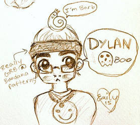 Dylan the Ghost Boy