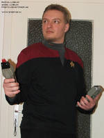 Star Trek Voyager Stock VIII by Joran-Belar