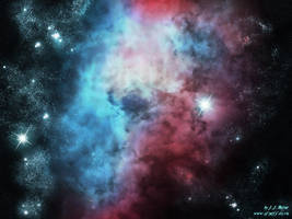 Space... by Joran-Belar