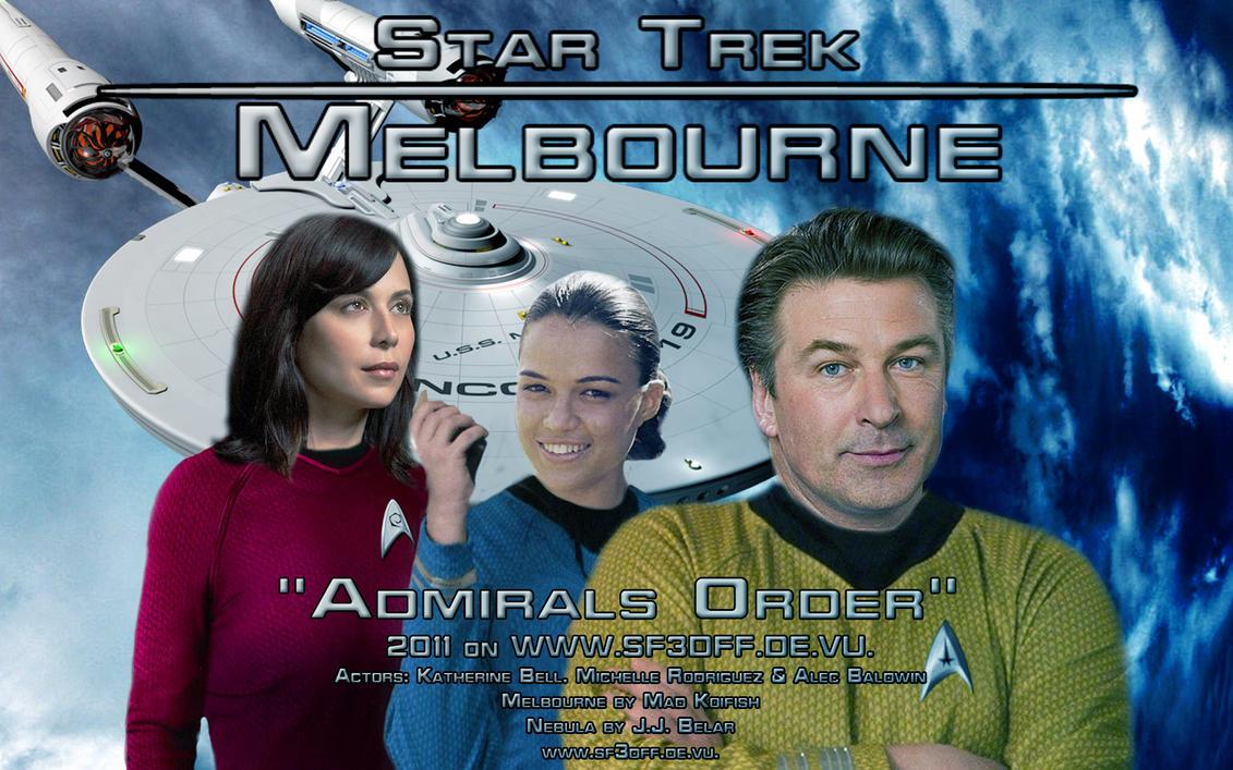 ST: Melbourne Charakters by Joran-Belar