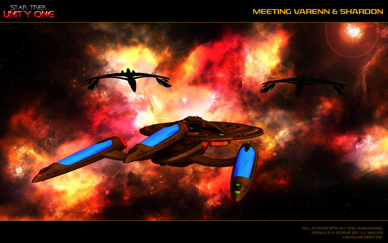 Meeting Varenn and Sharoon by Joran-Belar