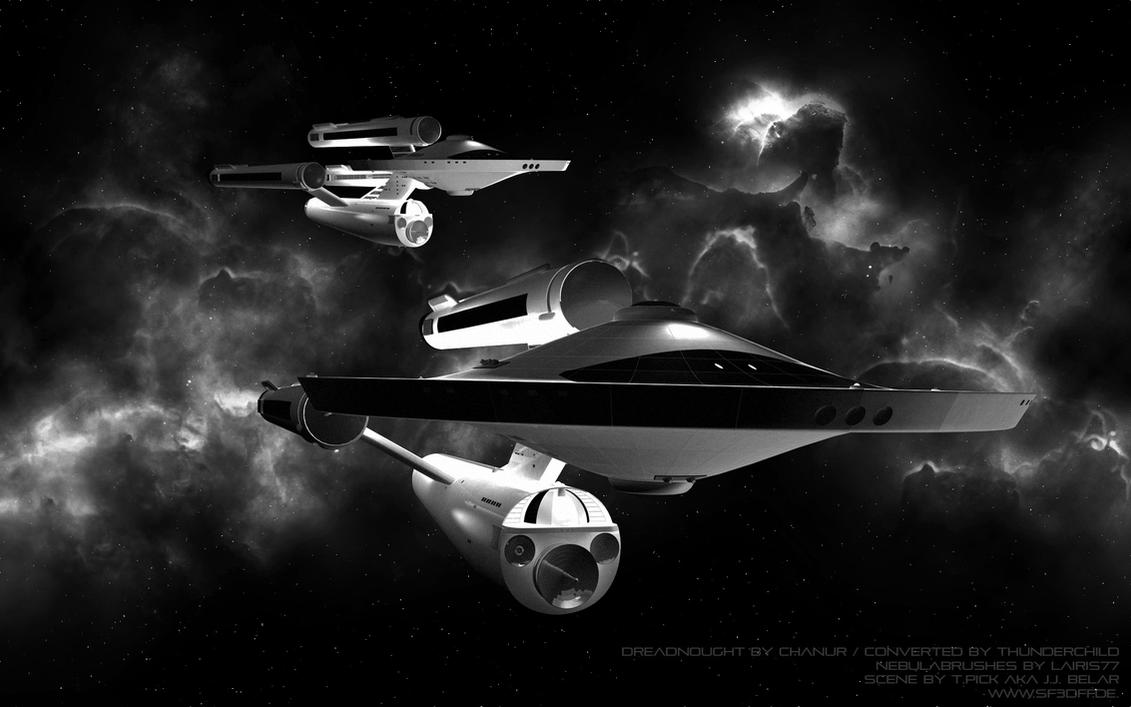 Black and White by Joran-Belar