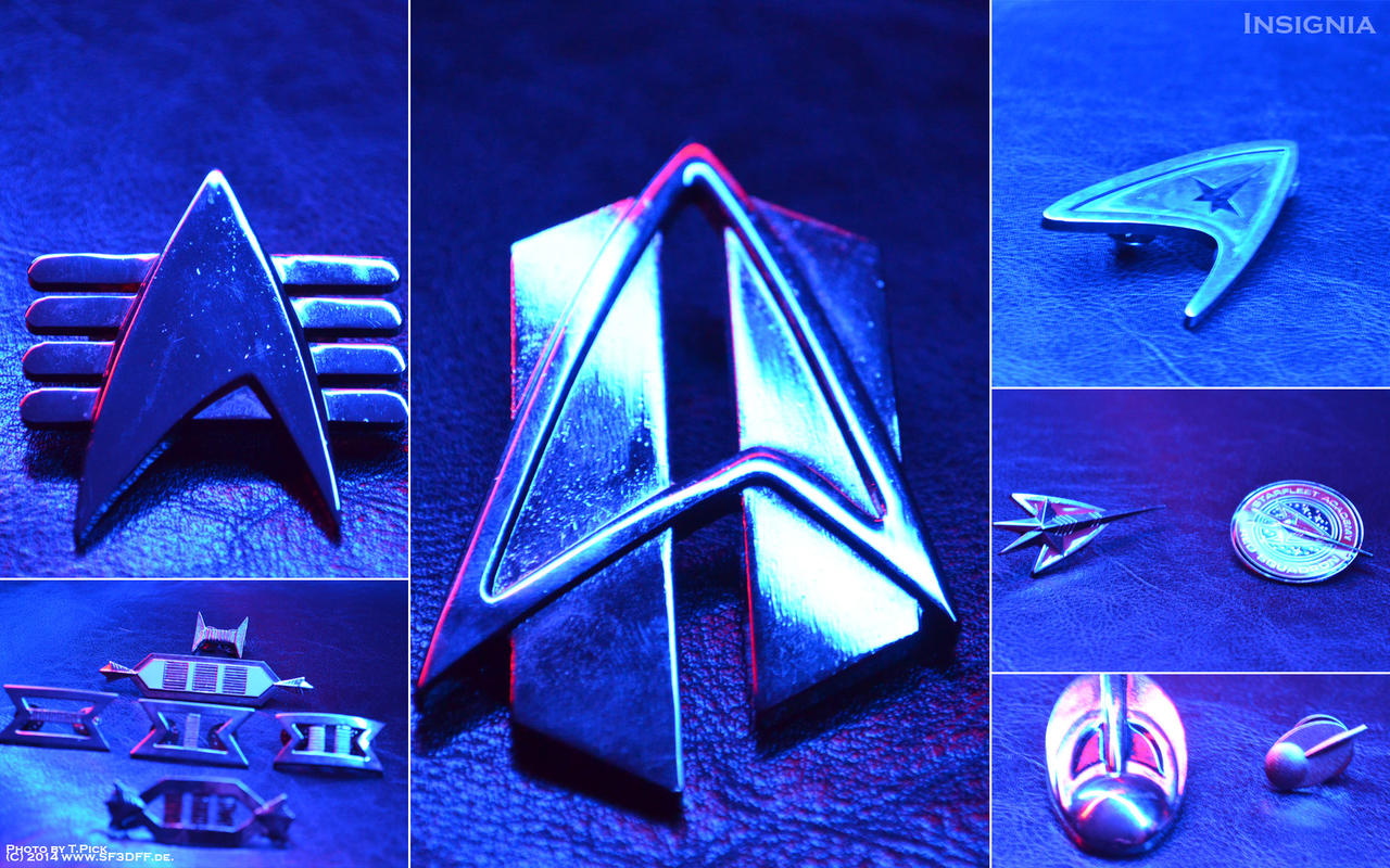 Star Trek Insignia by Joran-Belar
