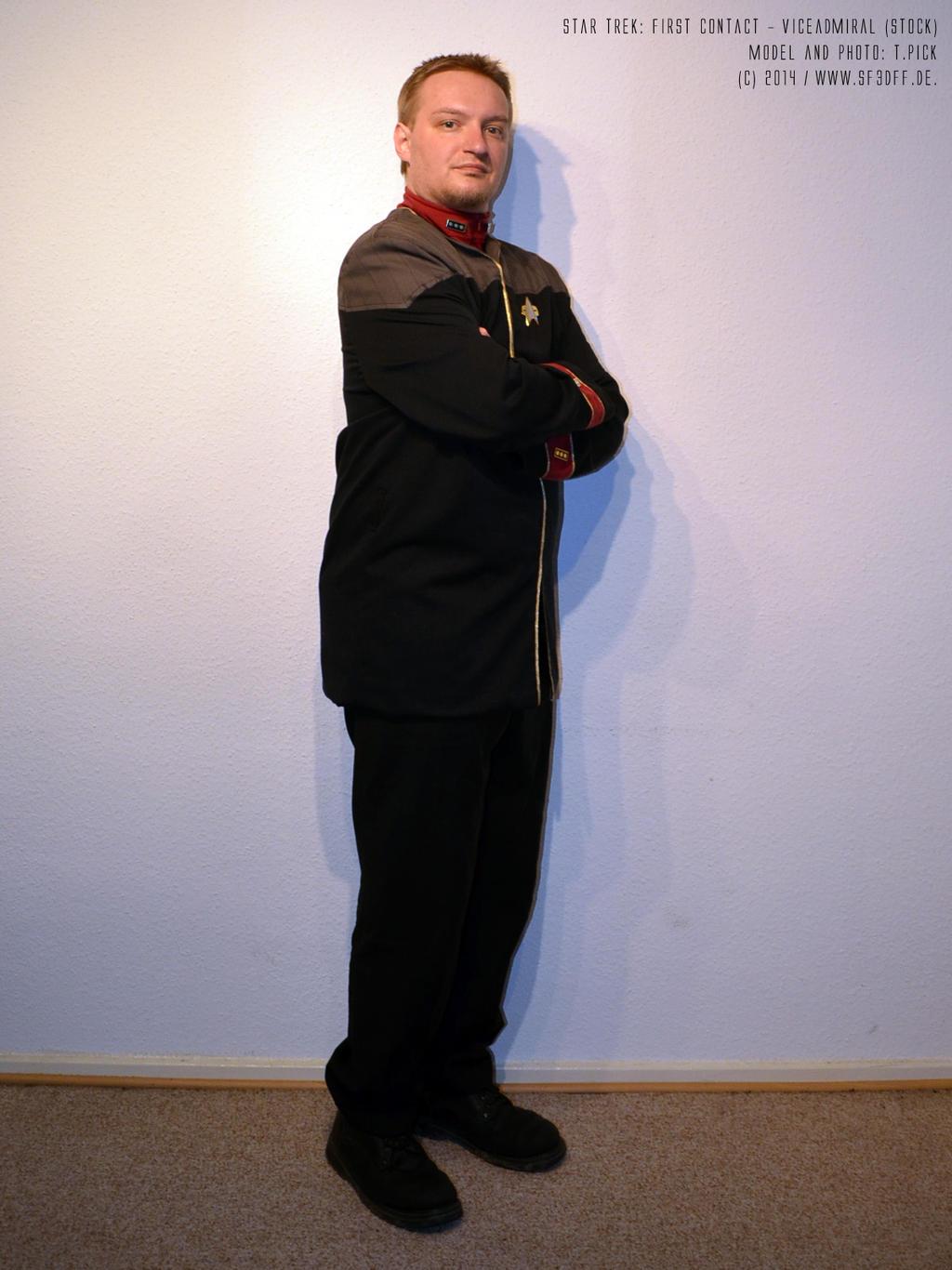 Star Trek: First Contact - Viceadmiral (STOCK) 4 by Joran-Belar