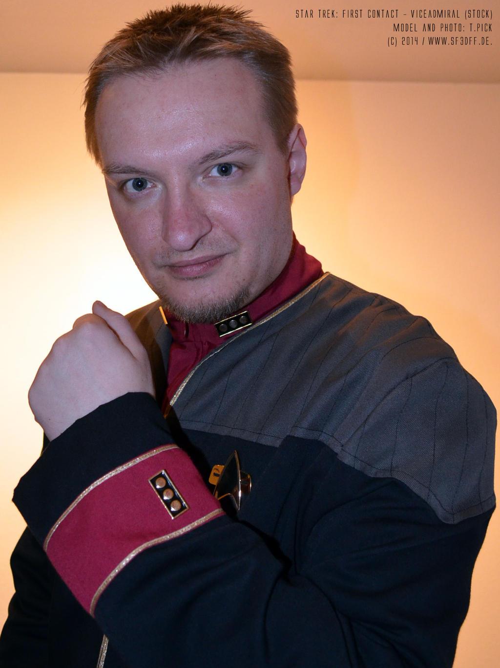 Star Trek: First Contact - Viceadmiral (STOCK) 9 by Joran-Belar