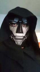 Doctor Doom Cosplay - Testshot by Joran-Belar