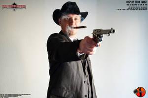 The Gunslinger - Marshal Variant Stock12 by Joran-Belar