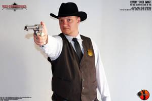 The Gunslinger - Marshal Variant Stock14 by Joran-Belar