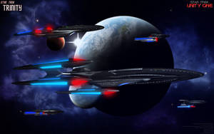 Star Trek Trinity - Brazul Mission by Joran-Belar