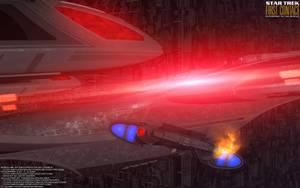Enterprise to the rescue by Joran-Belar