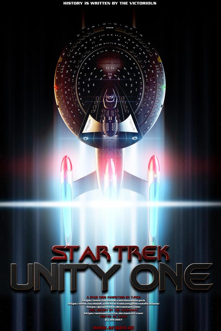 Star Trek Unity One - Promoposter 2017 by Joran-Belar on ...