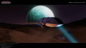 Nimbus III - Planet of galactic peace by Joran-Belar