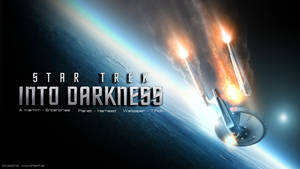 Star Trek Into Darkness Poster Reconstruction by Joran-Belar