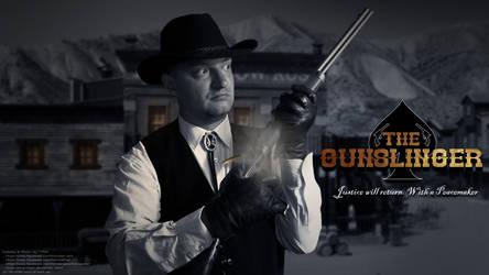The Gunslinger: Promo Wallpaper by Joran-Belar