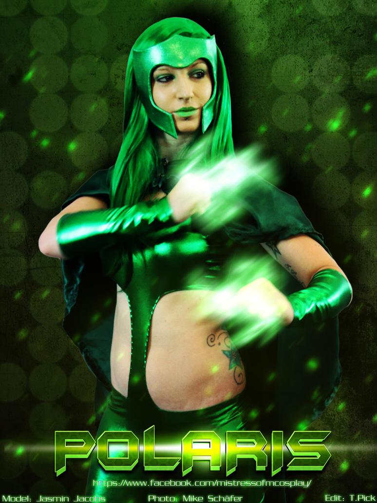 Polaris Cosplay Poster by Joran-Belar