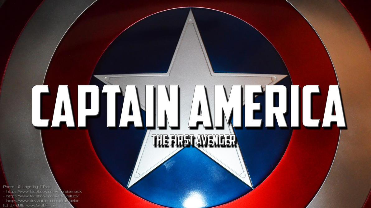 Captain America Cosplay - Wallpaper by Joran-Belar