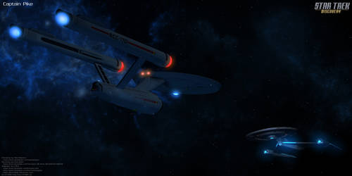 Captain Pike by Joran-Belar
