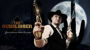 The Gunslinger: Promo Wallpaper2 by Joran-Belar