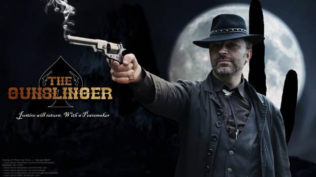The Gunslinger: Promo Wallpaper3 by Joran-Belar