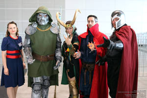 ComicCon 2018 - Stuttgart15 by Joran-Belar