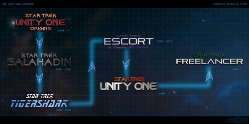 Star Trek Unity One Universe - Wallpaper by Joran-Belar