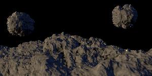 Asteroids Pack 04 - Stock by Joran-Belar